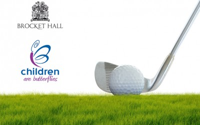 Children Are Butterflies Charity Golf Day at Brocket Hall