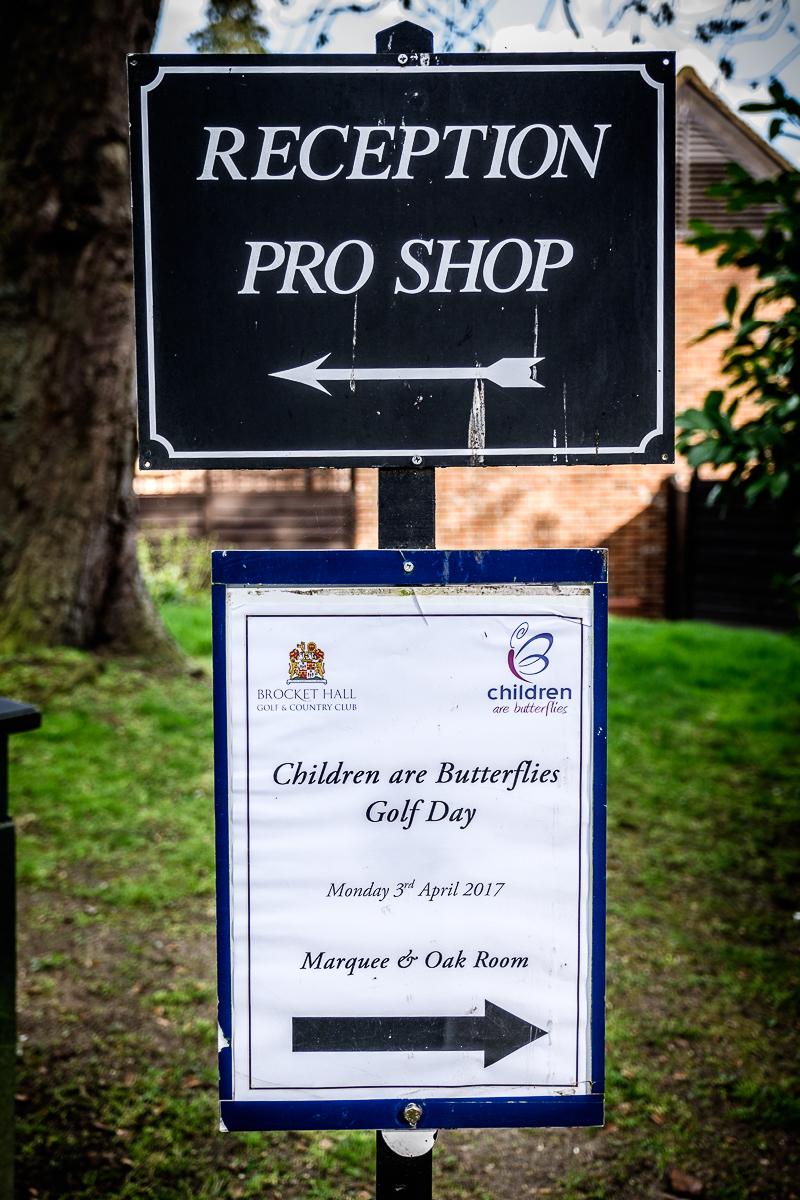 Brocket Hall Golf Day