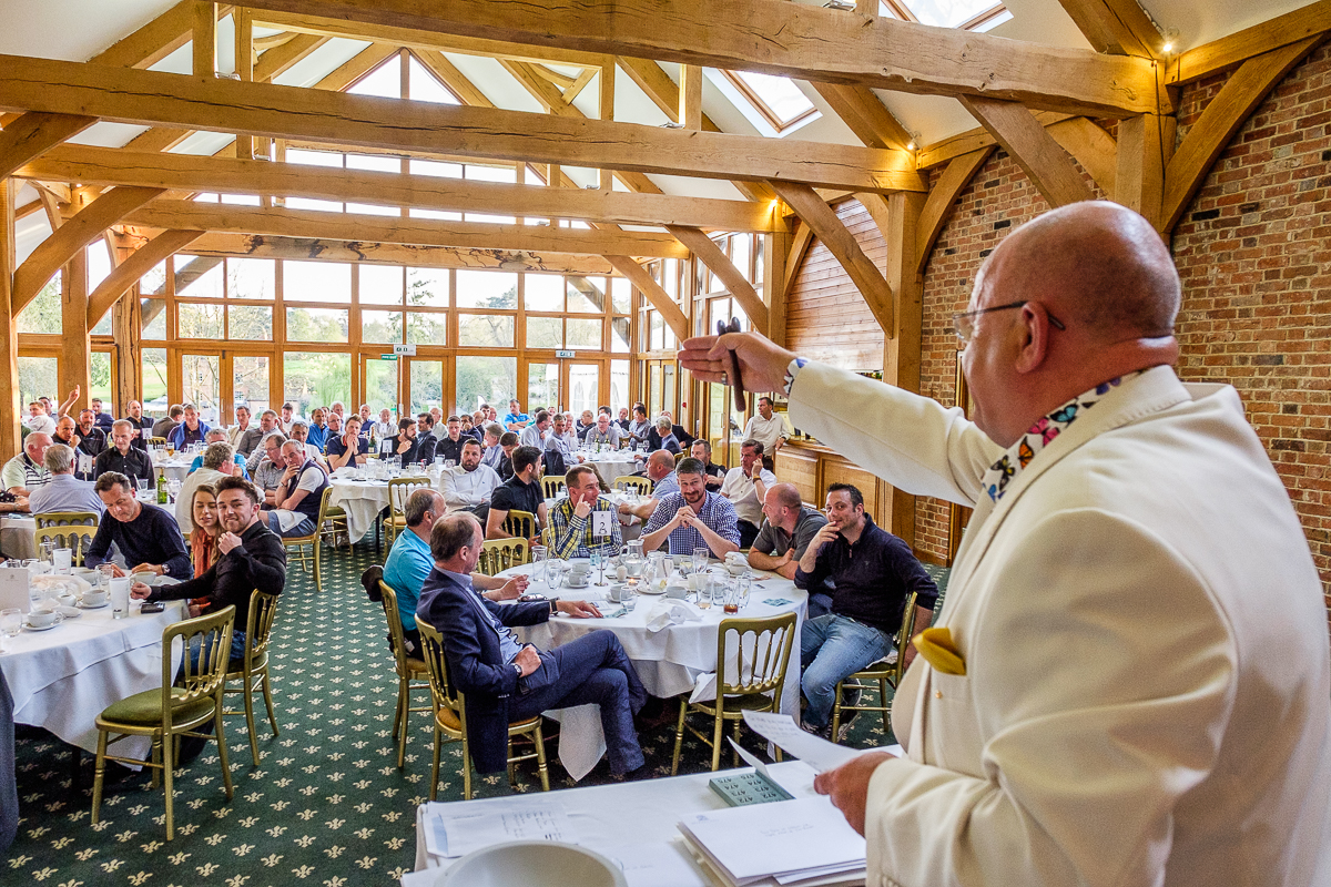 Brocket Hall Golf Day Auction
