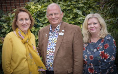 New Trustees join Children Are Butterflies